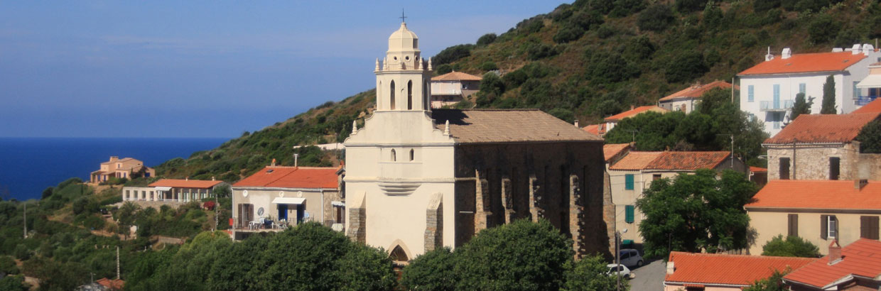 eglise orthodoxe de cargese