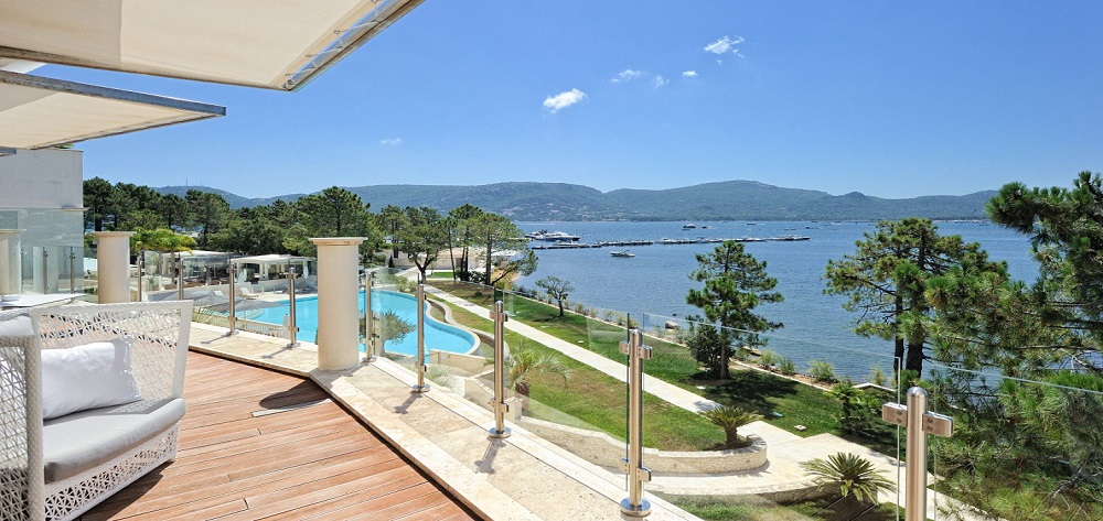 H tel spa nuxe don c sar porto vecchio for Hotels en corse