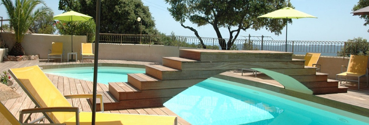 Bungalows du maquis r sidence h teli re muratello for Location residence hoteliere