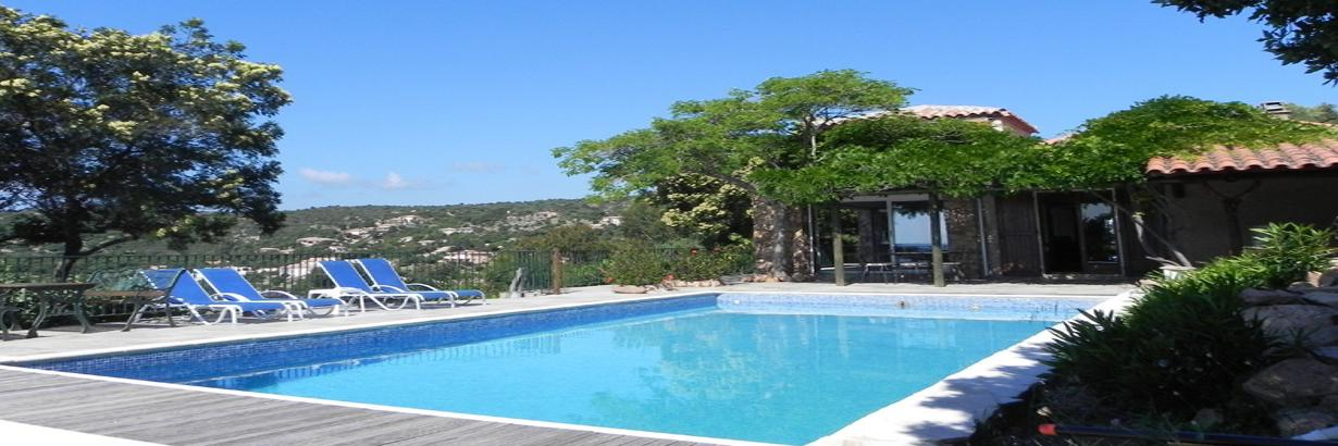 Great Villas Rental Palombaggia